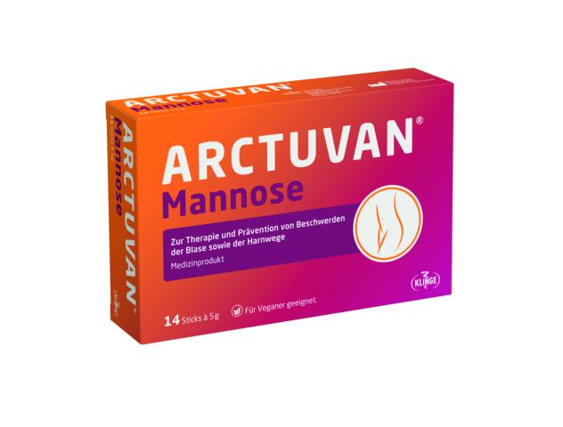 ARCTUVAN Mannose Sticks